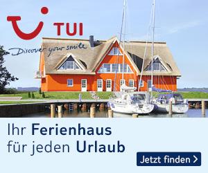 tui-ferienhaus.de Ferienhäuser und Ferienwohnungen