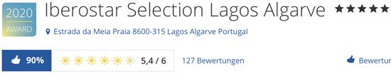 Hotel Iberostar Selection Lagos, holidaycheck Bewertungen Hotels reisen online