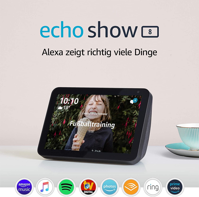 amazon echo show aktion, Amazon echo show sonderangebot