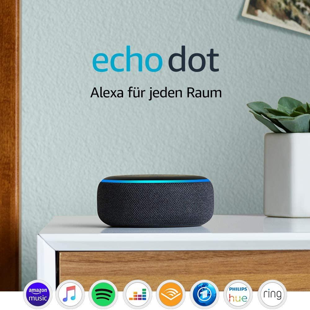 amazon echo dot aktion, Amazon echo dot sonderangebot
