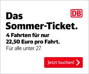 Sommer-ticket bahn