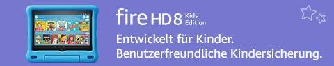 Das neue Fire HD 8 Kids Edition-Tablet angebot