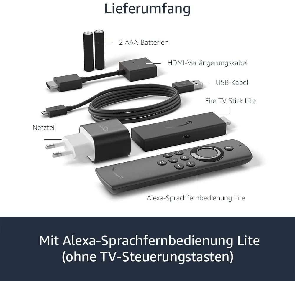 Amazon - Fire TV Stick Lite