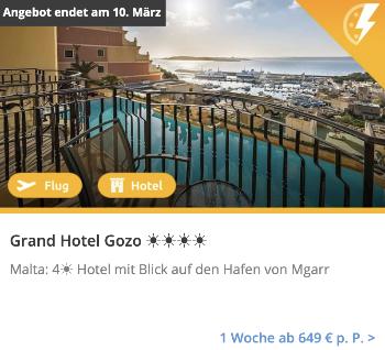 Sommerferien 2021: Flash Sale bei lastminute.de