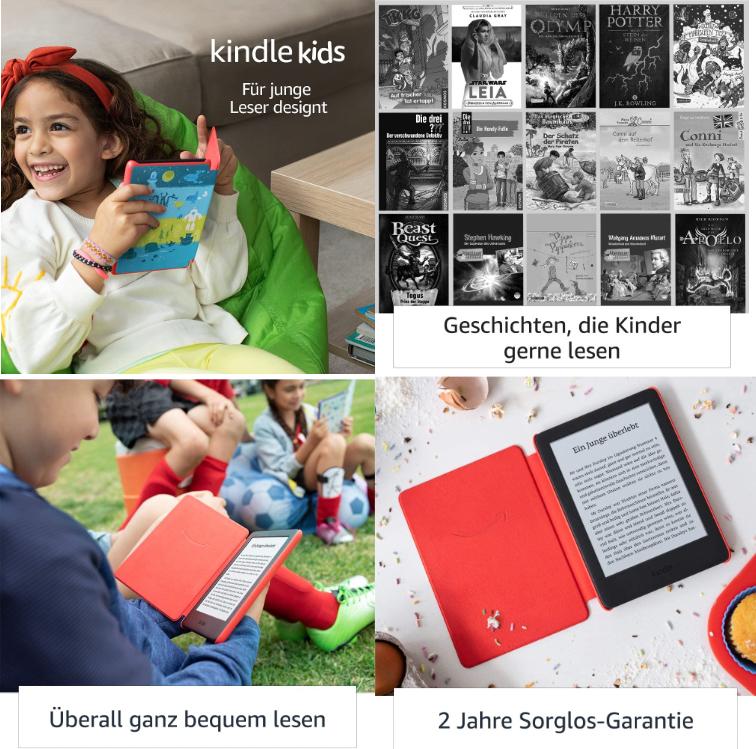 AmazonKindle Kids Edition, amazon prime day