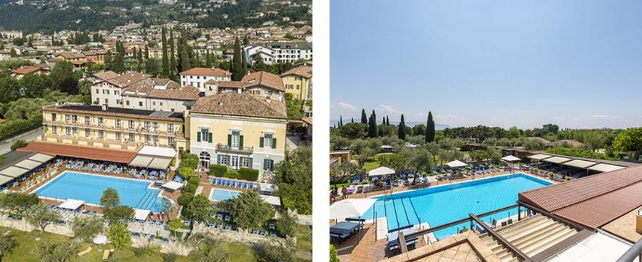 Gardasee: 3 Nächte im tollen Hotel inkl. Vollpension Plus ab 129 €, Toscolano Maderno, Gardasee Hotel Antico Monastero
