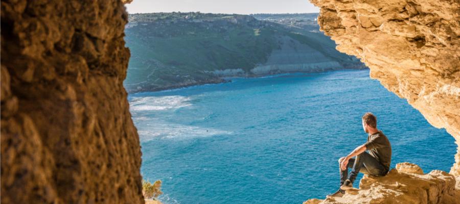 Malta Gozo Grotte Ramla Bay, HolidayCheck Gutschein, Bis zu 200€ FTI Sofort-Rabatt