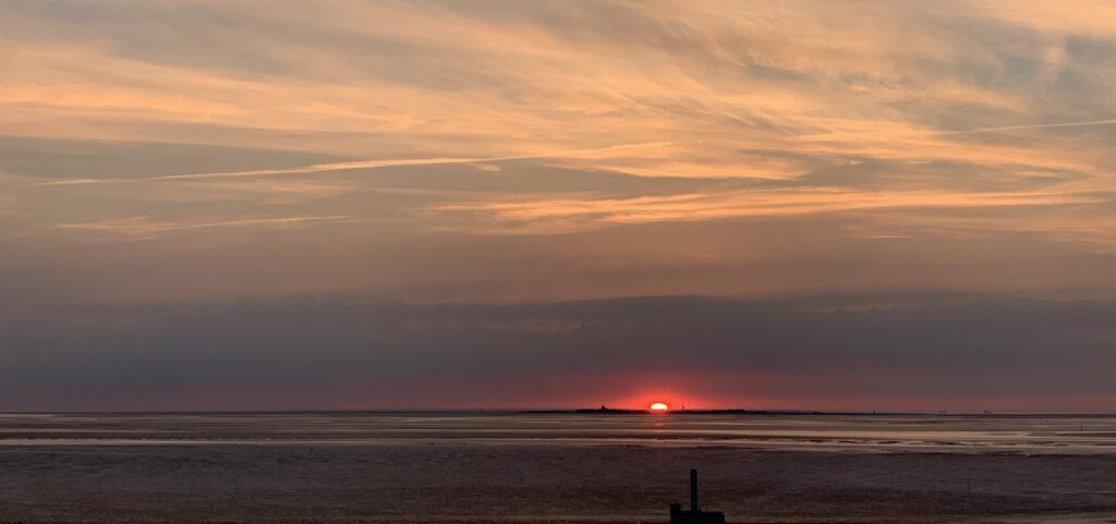 Cuxhaven/Sahlenburg Ferienwohnung Küstenliebe