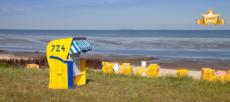 Jetzt für 2022 buchen! ReiseHugo Tipp: Cuxhaven – Ferienwohnung Küstenliebe