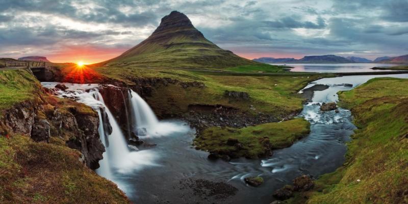 500 € sparen! 8 Tage Island Rundreise inkl. Mietwagen, Hotels, Flüge – Ohne Anzahlung