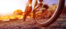 Für Urlaub, Reise, Wochenende: Fahrrad mieten