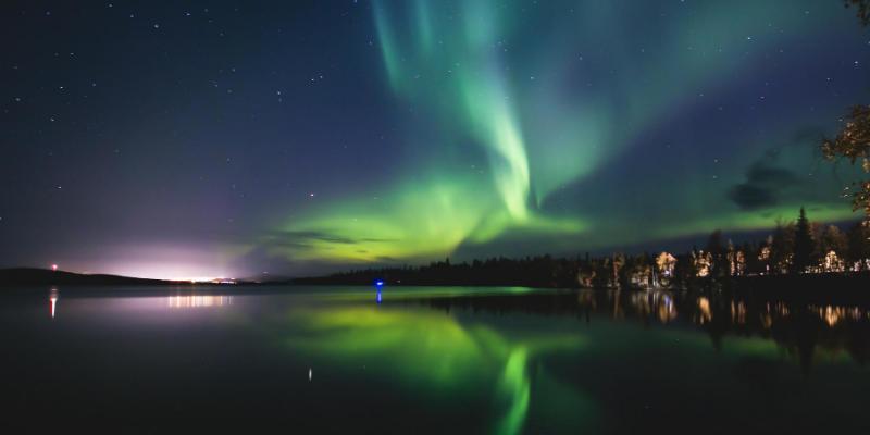 Scandic Nights: Zum Nordlichtzauber im Glasiglu mit 500 € Preisvorteil + 0 € Anzahlung