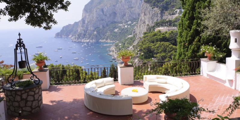 Roadtrip Capri – Amalfiküste inkl. Cabrio, Hotel, Flüge ab 499 €