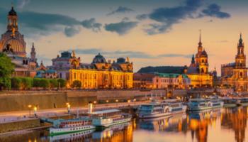 4 Tage Dresden im 4-Sterne Hilton Hotel inkl. Frühstück nur 160 €